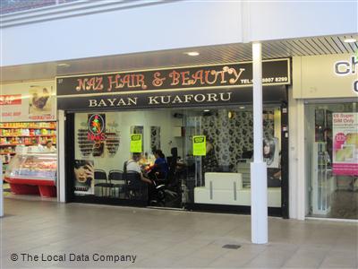 Naz Hair Beauty On South Mall Salons In Edmonton London N9 0tt