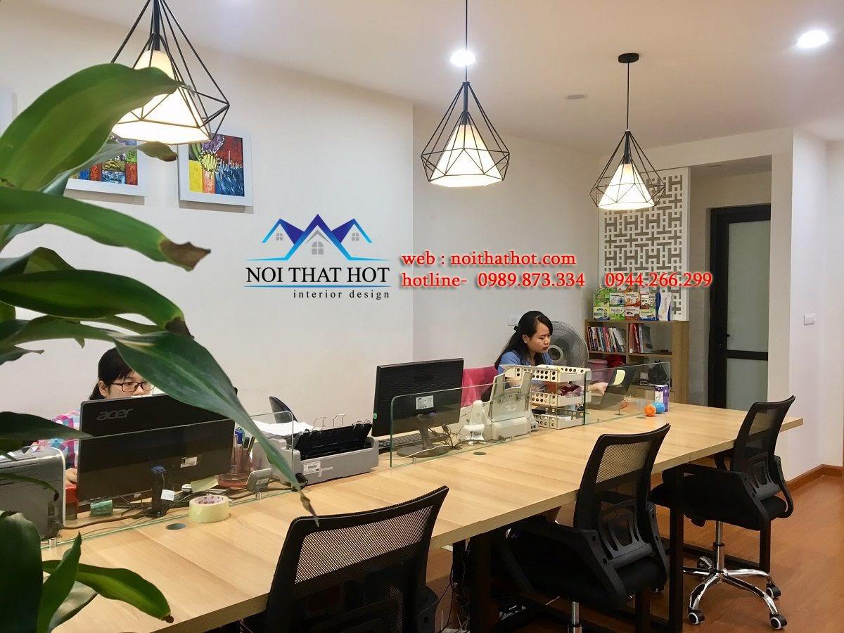 thiết kế văn phòng công ty tại thủ đô