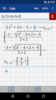 Math + Graphing Calculator screenshot 02