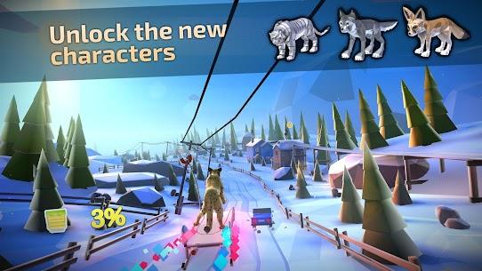 Animal Adventure: Downhill Rush MOD (Free Shopping) 5
