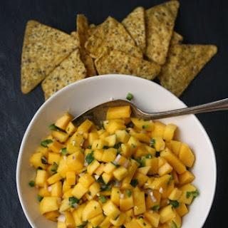 Chipotle Mango Salsa