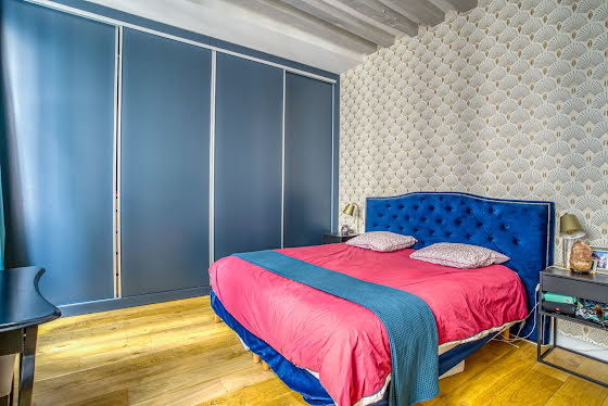 Vente appartement 5 pièces 122,18 m2