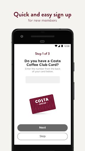 Costa Coffee Club 4.23.2 Screenshots 5