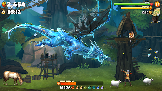 Hungry Dragon™- screenshot thumbnail