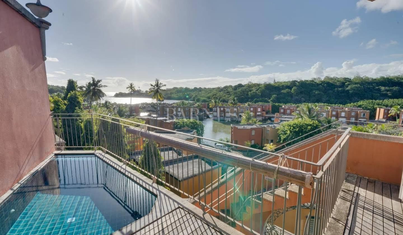 Appartement avec terrasse Baie du Tombeau