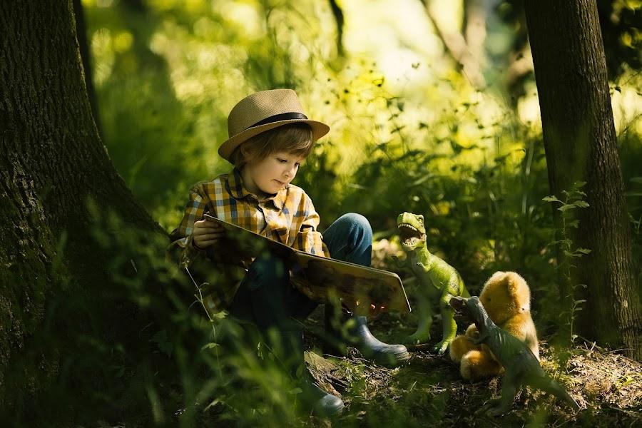 In the nature by George Ungureanu - Babies & Children Child Portraits