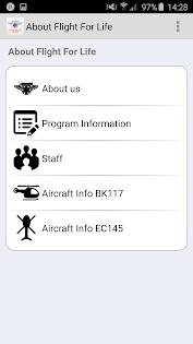 Flight For Life Central Lietotnes (APK) bezmaksas lejupielādēt Android/PC/Windows screenshot