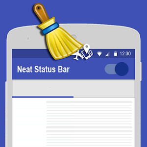 Clean Status Bar [Developers] APK - Download Clean Status