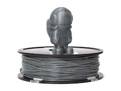 Grey MH Build Series TPU Flexible Filament - 2.85mm (1kg)