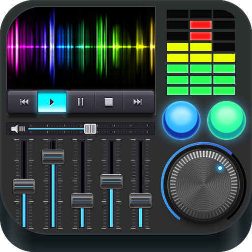 High Volume Booster - Equalizer - Music Player