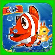 Match 3 Charm Fish : King Ocean Quest Mania