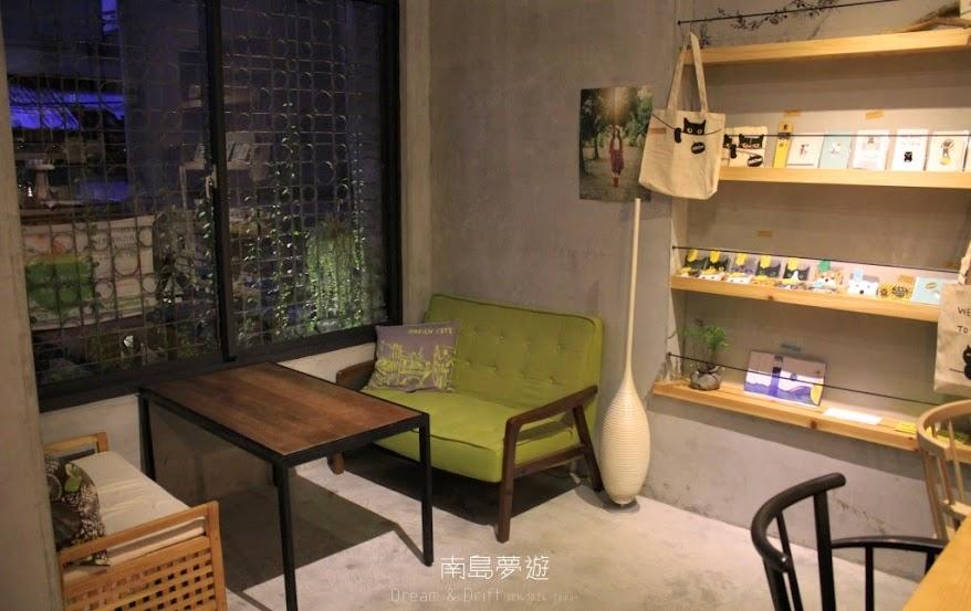 台南咖啡廳,南島夢遊-7