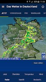 Das Wetter in Deutschland Screenshot 2
