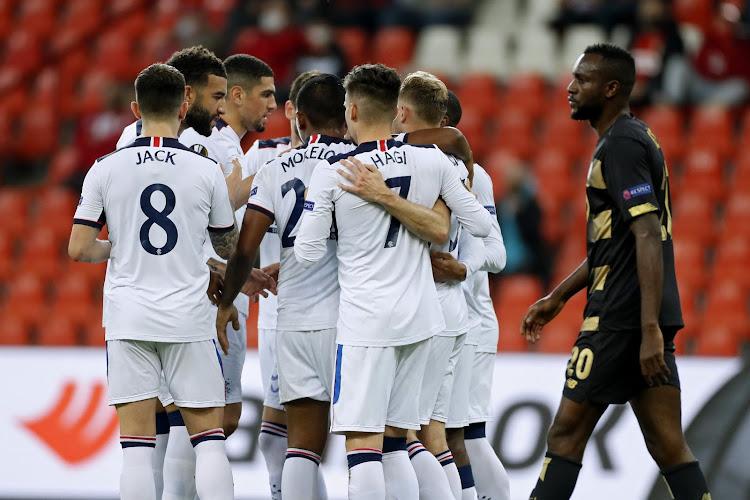 Le Standard de Liège chute face aux Rangers