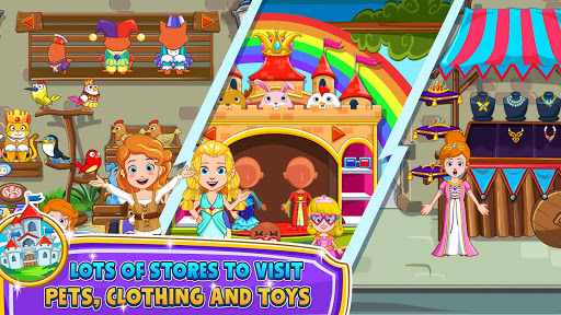My Little Princess: Stores. Girls Shopping Dressup 1.16 mylittleprincess.stores.free apkmod.id 4