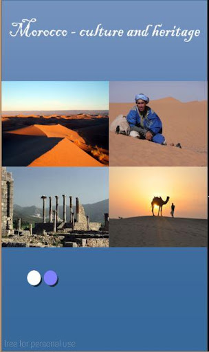 Morocco - culture and heritage