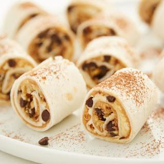 Dessert Tortilla Roll Ups Recipes.