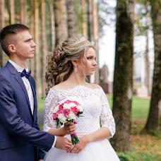 Wedding photographer Kseniya Nikolaeva (ksunikolaeva21). Photo of 11.10.2017