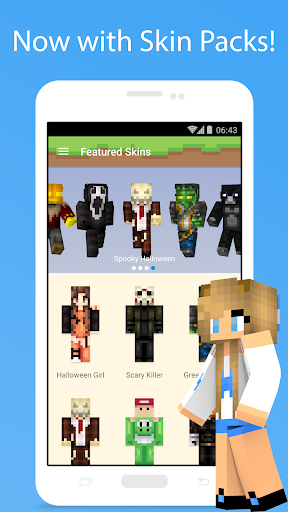 Skins for Minecraft  screenshots 2