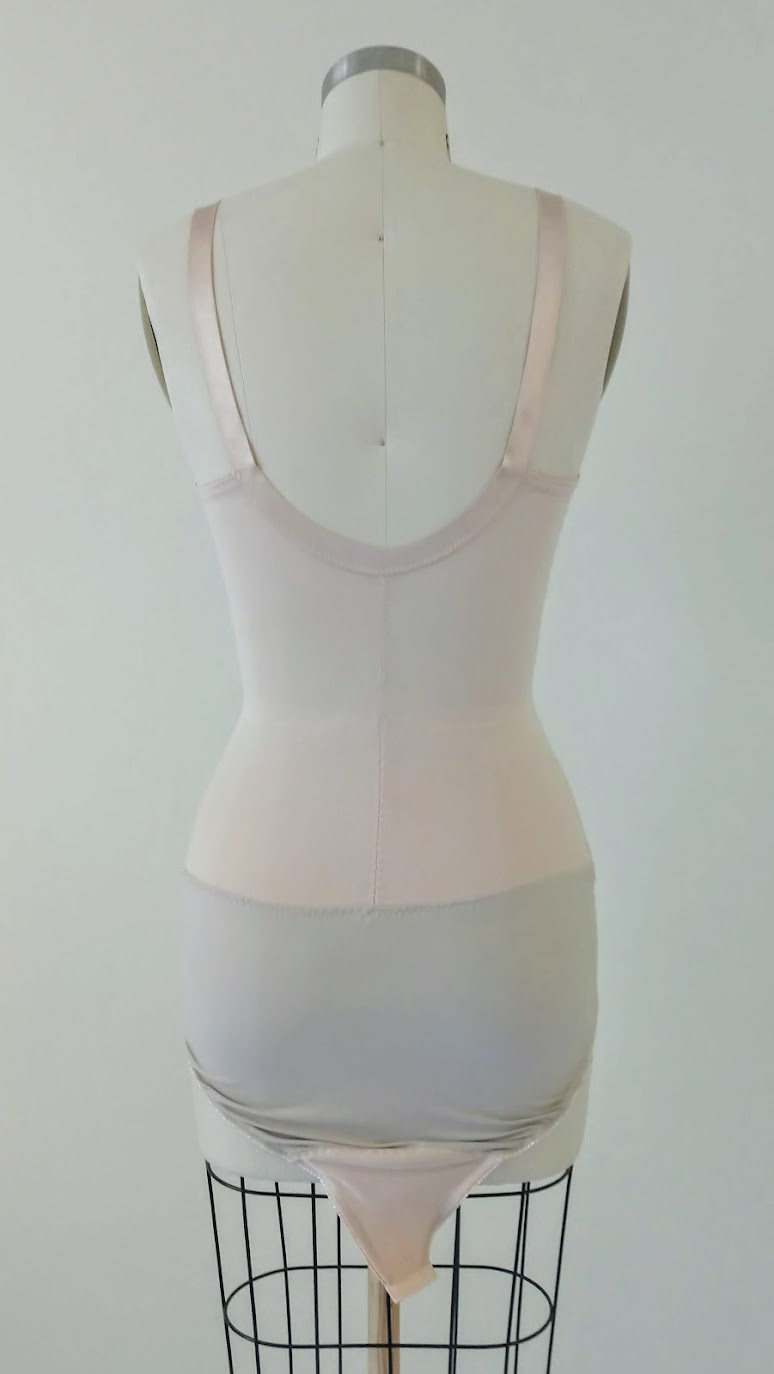 Bodysuit In-Progress: Bubblegum Dreaming Cage Dress - DIY Fashion Garment | fafafoom.com