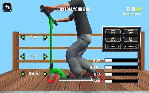 Scooter X 1.38 screenshots 4
