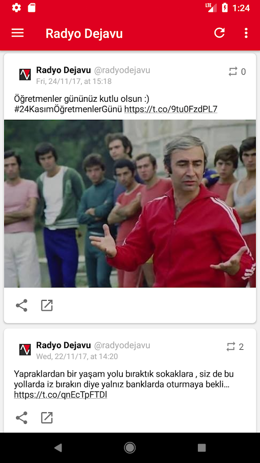 Radyo Dejavu- screenshot