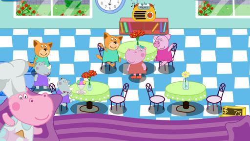 Kids cafe. Funny kitchen game apktram screenshots 12
