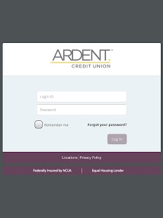 Ardent eBanking- screenshot thumbnail