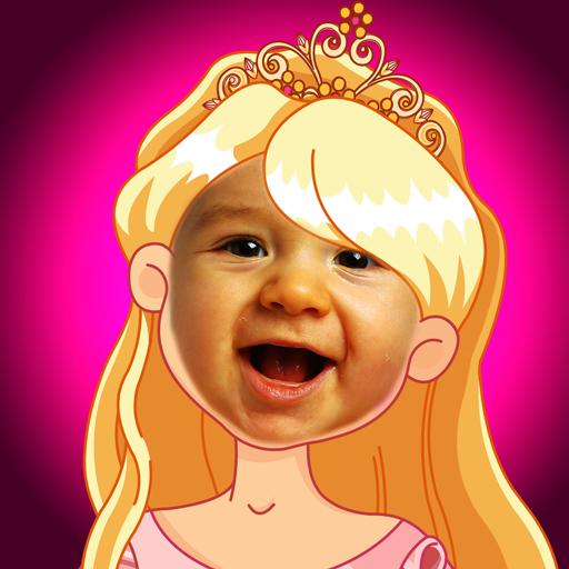 Princess Yourself – Photo Fun Icon