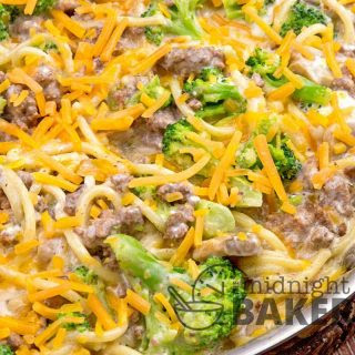 One Skillet Ground Beef Recipes.