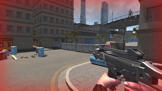 Sniper Contract killer Pro 3D 6