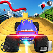 Monster Truck Car Stunts 3d Mega Ramp Car Games