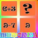 Igra memorije sa matematikom