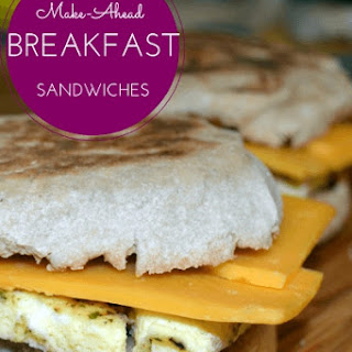 Homemade Breakfast Sandwiches