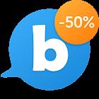 busuu で語学学習 icon
