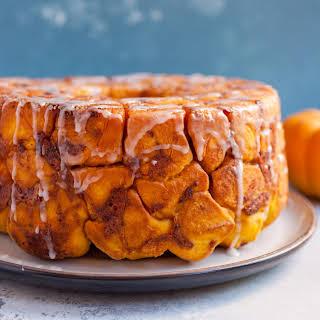 Pumpkin Gruyere Monkey Bread.