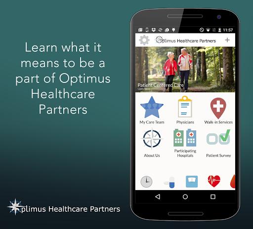 Optimus Healthcare Partners
