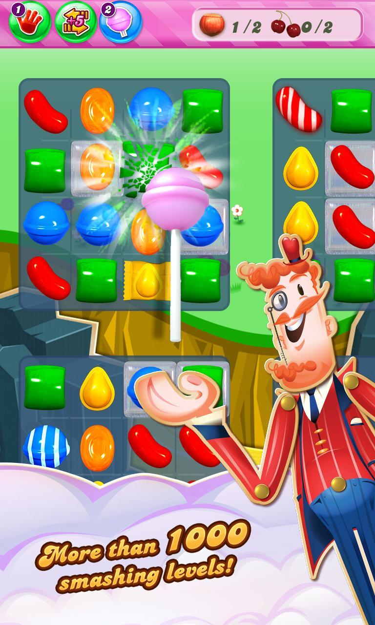 Candy Crush Saga screenshot #3