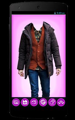 Men Street Fashion Dress Maker - screenshot