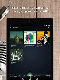Amazon Music Screenshot