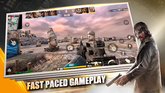 Zula Mobile: Multiplayer FPS Apk Download For Android and Iphone 2