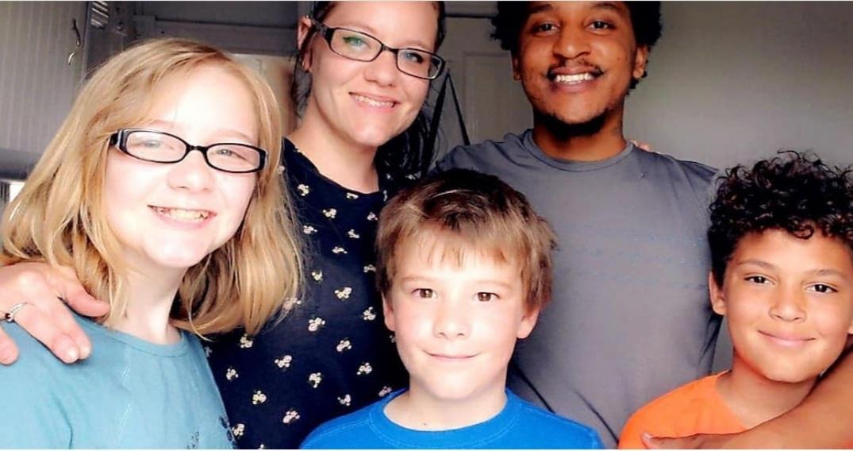 New Home Dedication - The Belton Family
