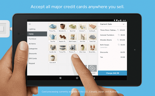 Square Point of Sale POS Apps on Google Play