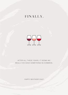 Something In Common - Mother's Day Card item