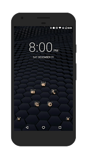 Black Gold Icon Pack- screenshot thumbnail