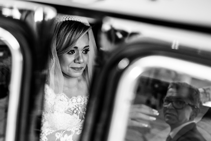 Wedding photographer David Hofman (hofmanfotografia). Photo of 17.07.2017