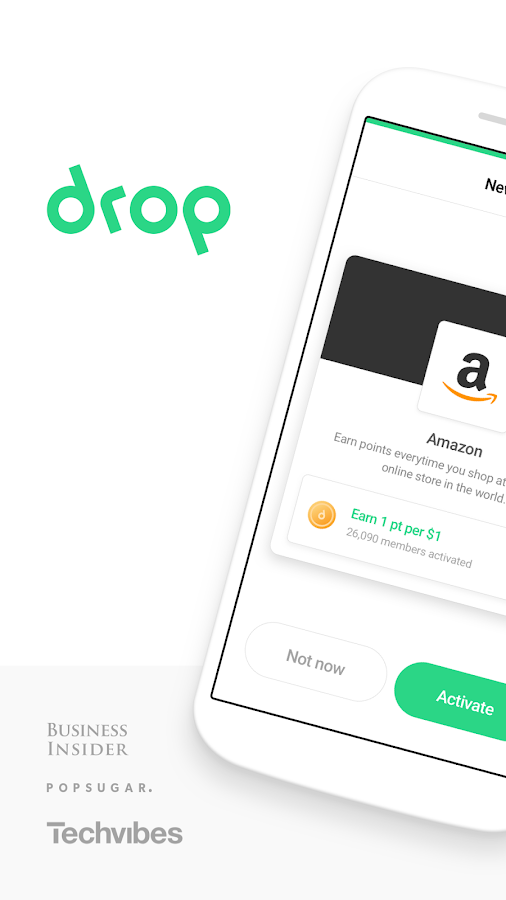 Drop- screenshot