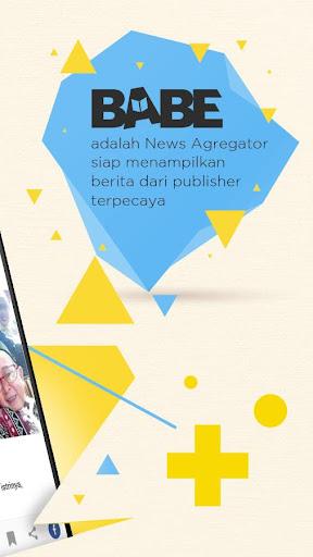 BaBe+ - Berita Indonesia  screenshots 2