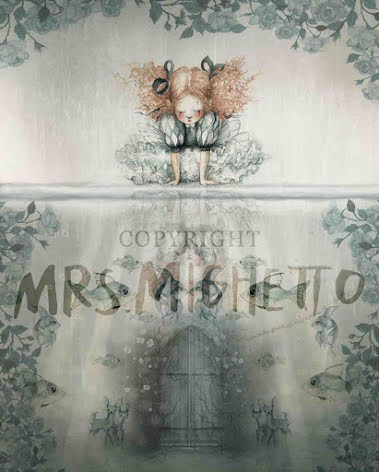 Mrs.Mighetto Lonely in the land of letters