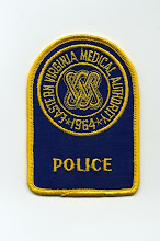 Photo: Eastern Virginia Medical Authority Police (Renamed)